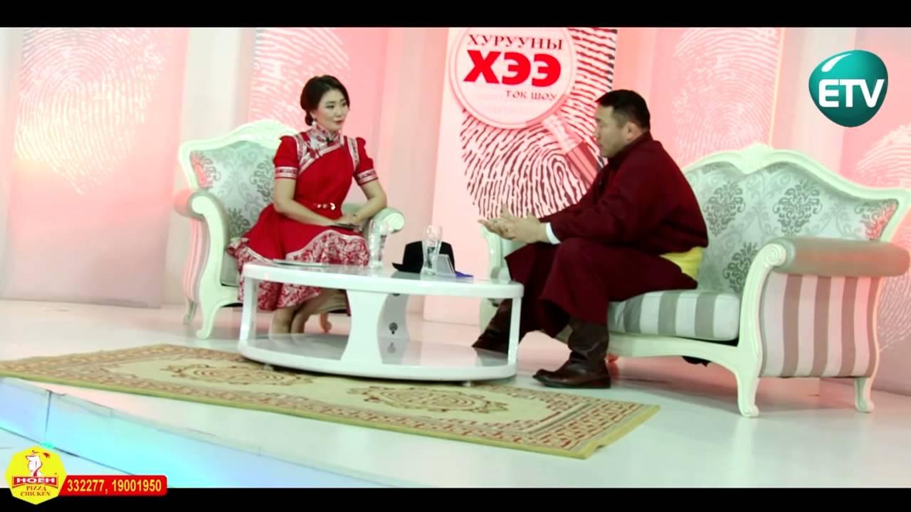 Хурууны хээ ток шоу: Д.Сумъяабазар