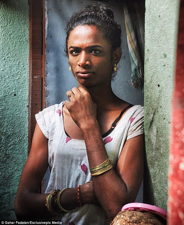 Энэтхэгийн трансжендэр эмэгтэйчүүд