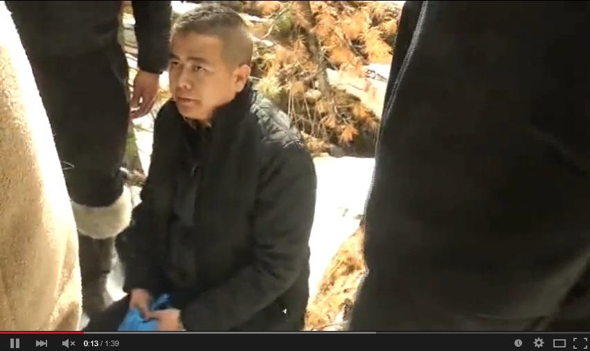 Бурхан Халдунд гарах гэсэн Хятадуудын бичлэг шуугиан дэгдээж байна (БИЧЛЭГ)