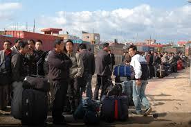 Хятад хүргэнүүдээ угтан ав Монголчуудаа