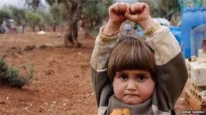 """Камерт """"бууж өгсөн"""" дөрвөн настай Сири охин"""