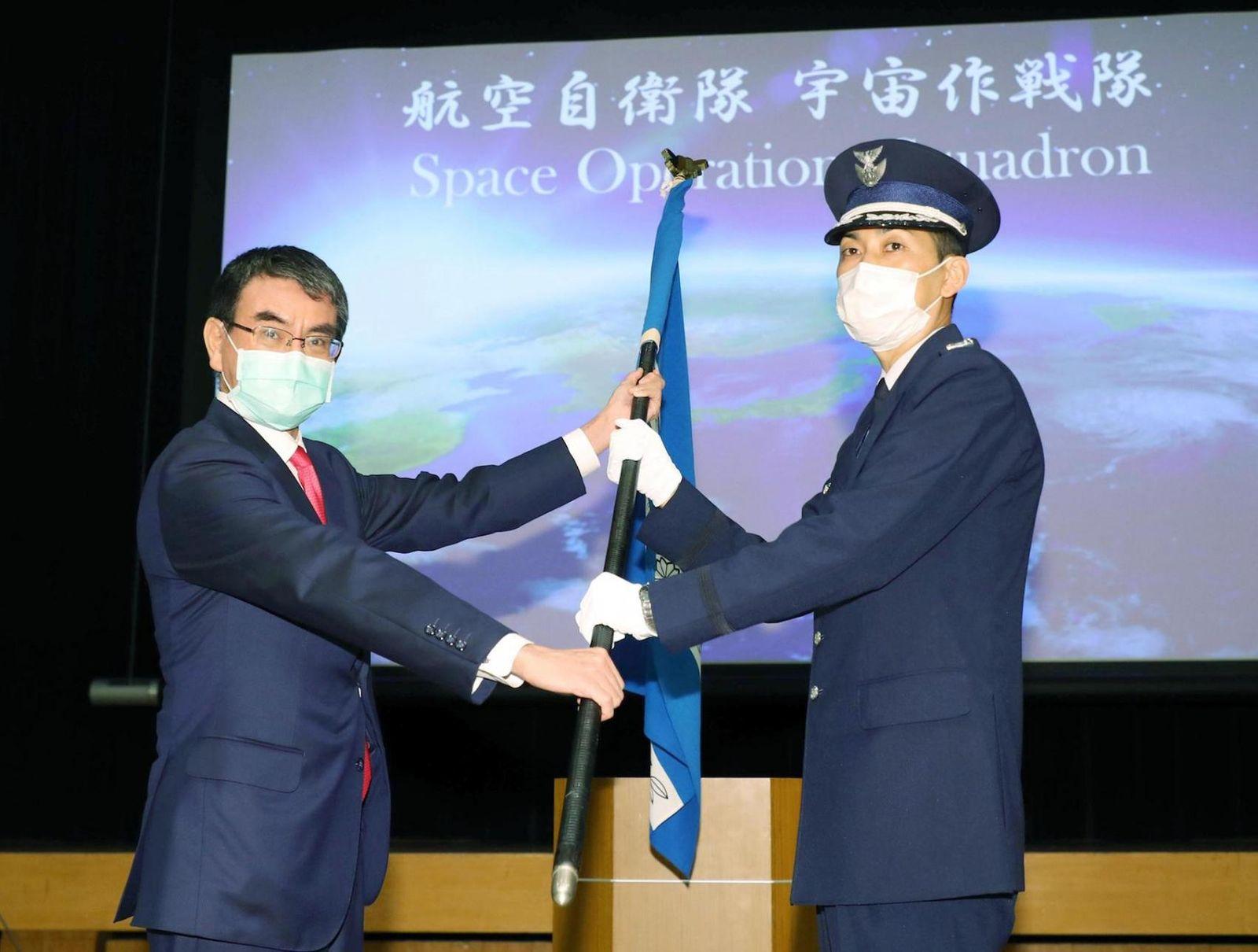 Япон улсын зэвсэгт хүчинд сансрын нэгж шинээр байгуулагдлаа