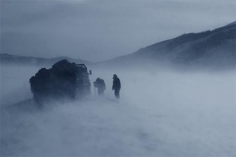 Сэрэмжлүүлэг: Зүүн зүгийн нутгаар цас орж, цасан болон шороон шуурга шуурна