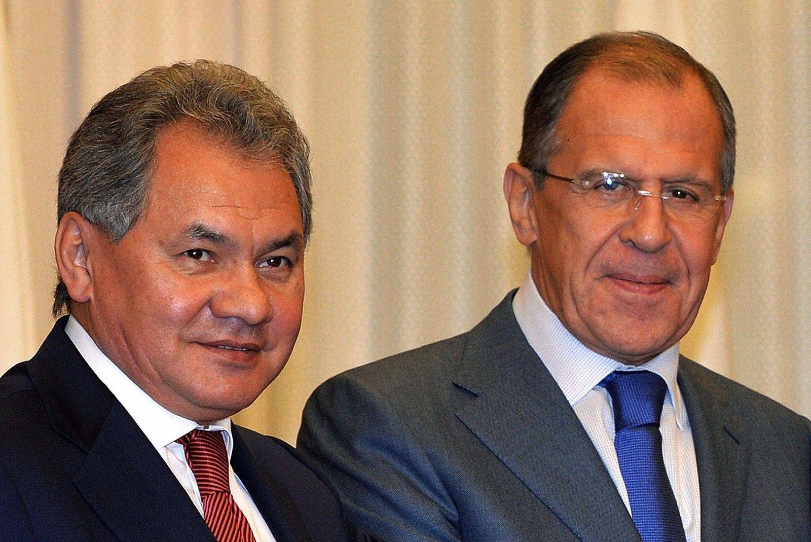 Лавров, Шойгу нар ОХУ-ын шинэ засгийн газарт үргэлжлүүлэн ажиллана