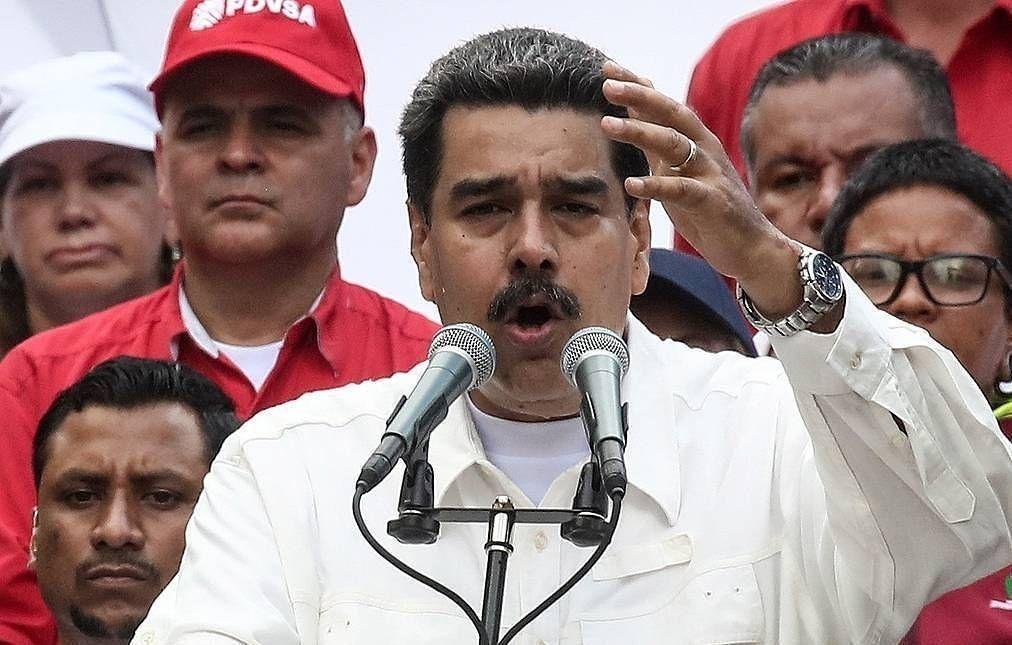 """Венесуэлийн ерөнхийлөгчийг АНУ """"нарко-терроризм""""-ийн хэрэгт яллаж, баривчлахад нь тусалсан хүнд $15 саяыг амлалаа"""