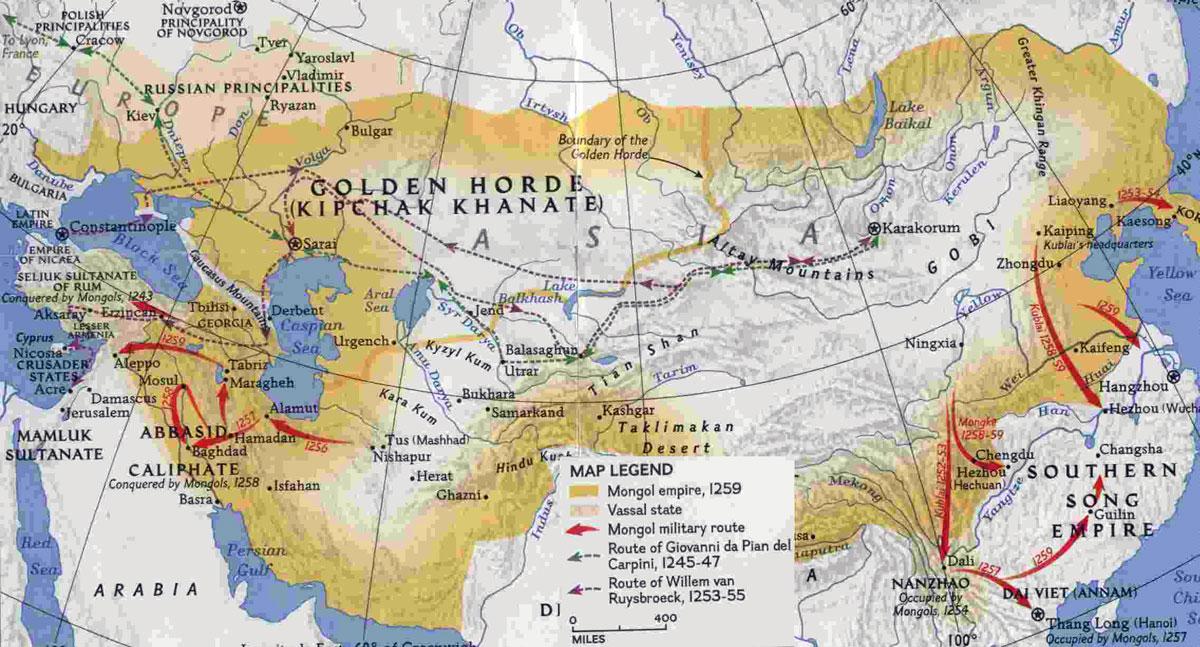 Оросын эрдэмтэд Монголын ЭЗЭНТ ГҮРЭН оршин тогтнож байгаагүй гэж үзэж байна