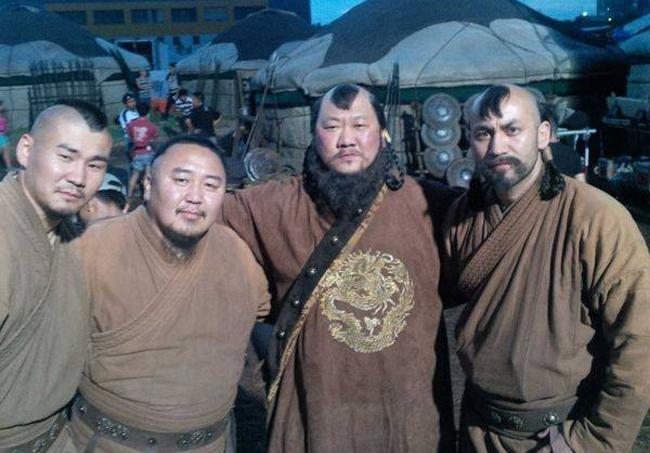 """""""Марко Поло"""" кинонд Монголоос 45 хүн тоглоно"""