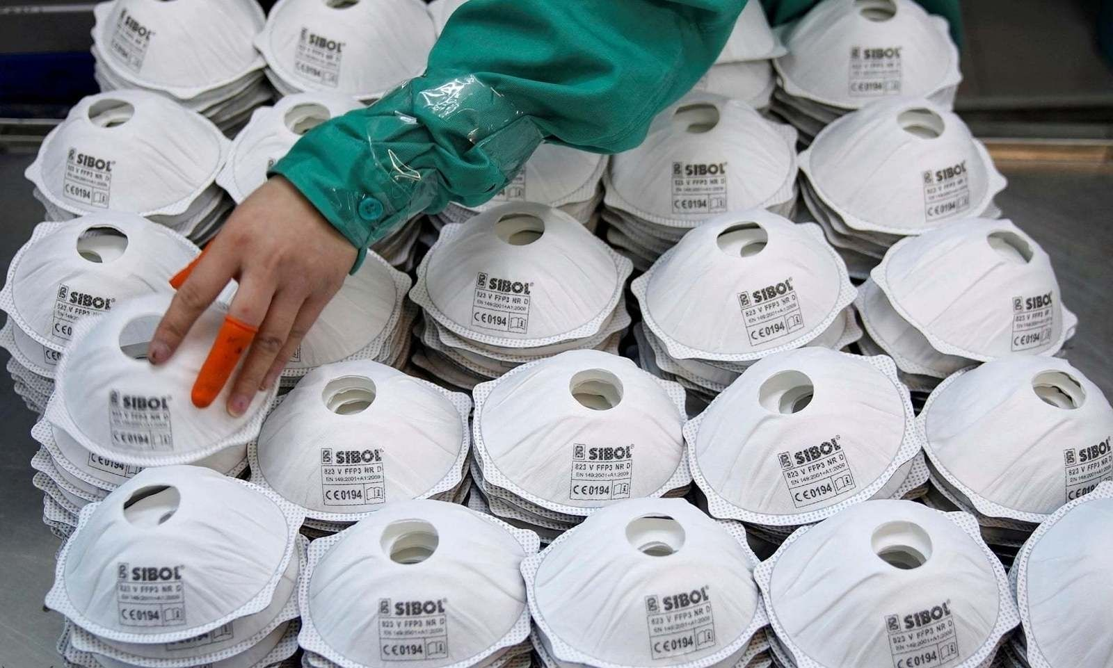 """Хятадад амны хаалтны үйлдвэрлэл """"галзуурч"""" байна"""