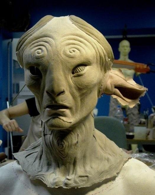 Pan's Labyrinth киноны нүүр хувиргалтыг яаж хийсэн бэ?