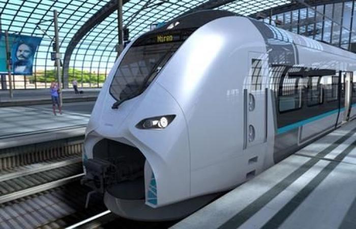 2024 оноос устөрөгчийн хөдөлгүүртэй галт тэрэг туршина
