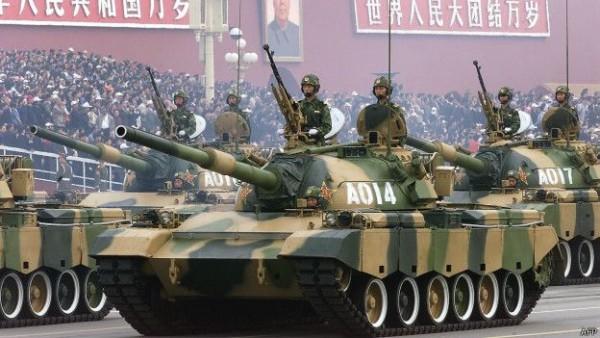 Хятадууд зэвсгийн наймаагаар дэлхийд 3-т орж ирлээ
