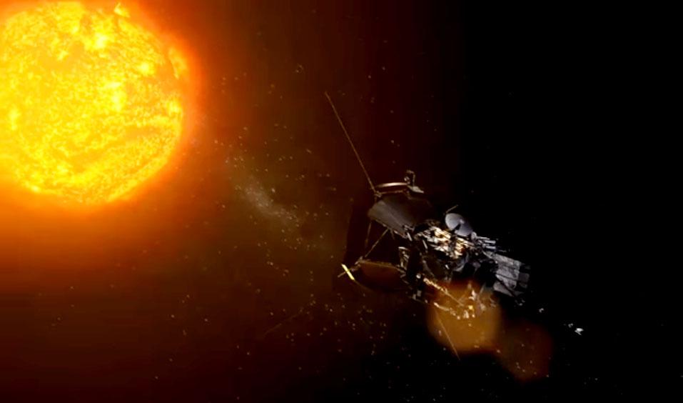 Нар руу илгээсэн NASA-гийн хөлөг анхны мэдээллээ ирүүллээ