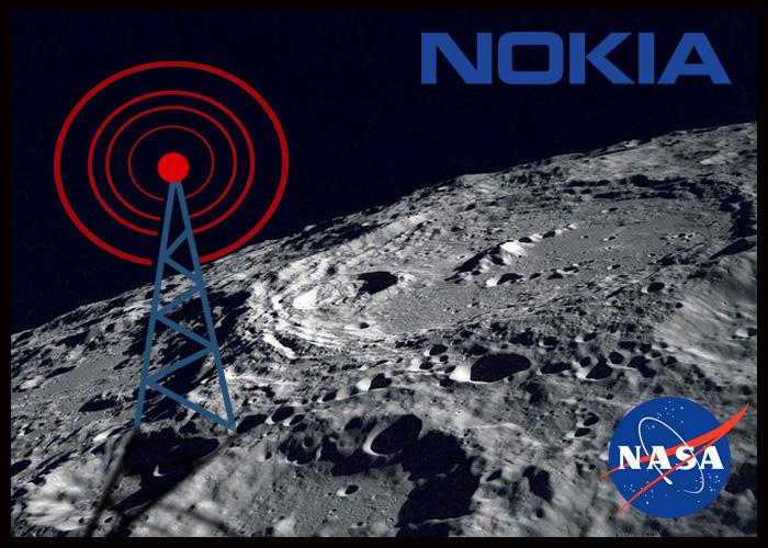 """НАСА агентлаг """"Nokia""""-тай хамтран саран дээр 4G сүлжээ байгуулна"""