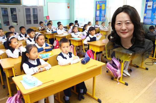Солонгосчууд МОНГОЛ хүүхдүүдийн тархийг угааж байна