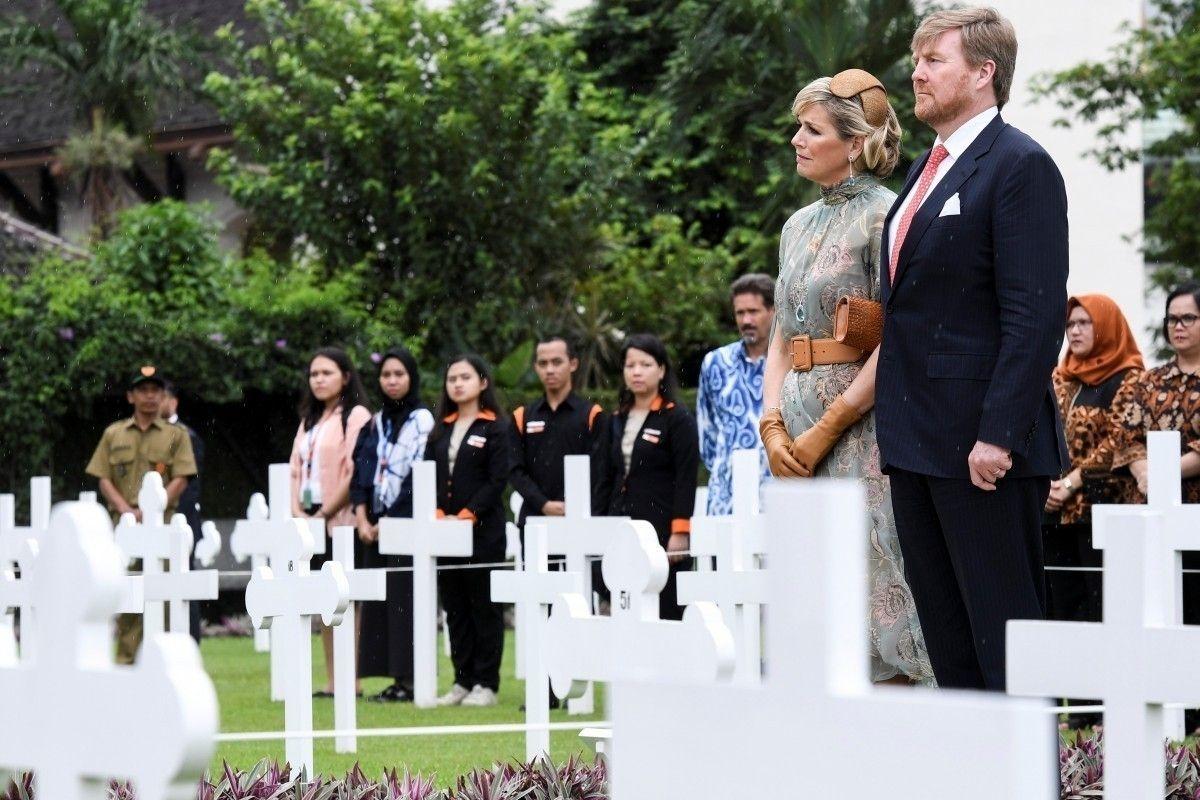 Нидерланд улс Индонезийг колоничилж байхдаа үйлдсэн аллагын төлөө нөхөн олговор төлөхөөр боллоо