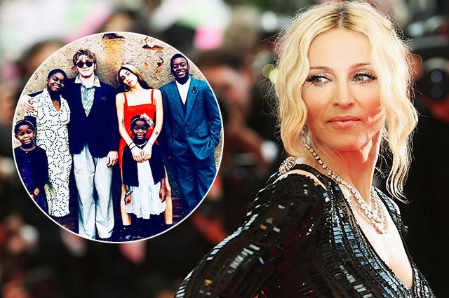 Мадонна: Намайг шинэ замаар хөтөлдөг хүүхдүүддээ талархдаг шүү!