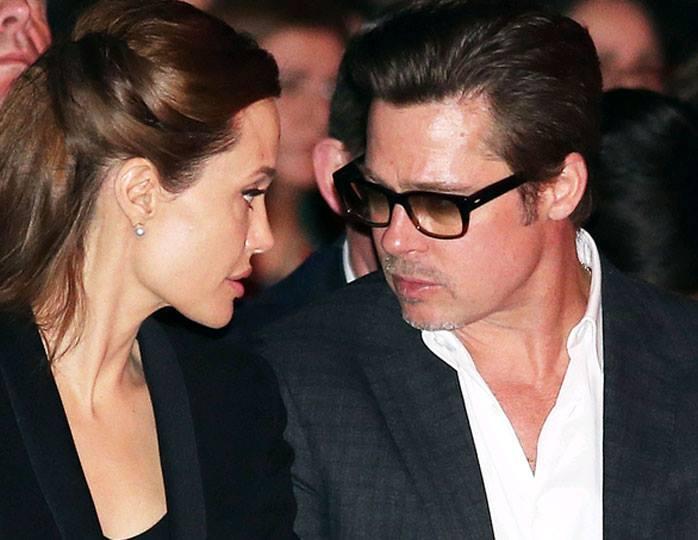 Анжелина Джоли, Брэд Питт нар албан ёсоор гэр бүлээ цуцалжээ