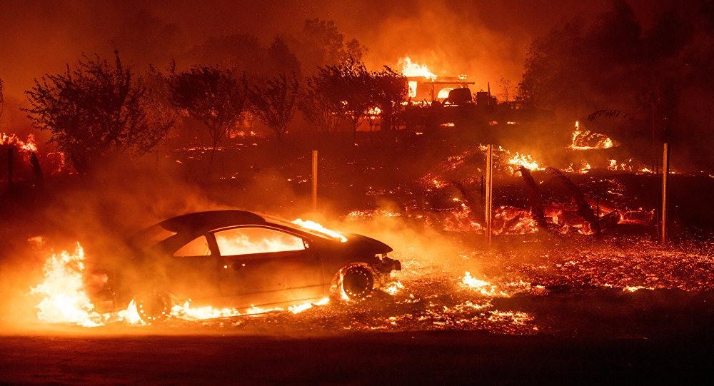 Калифорнийн түүхэнд хамгин их гамшиг тарьсан түймрийн буруутанг тогтоожээ