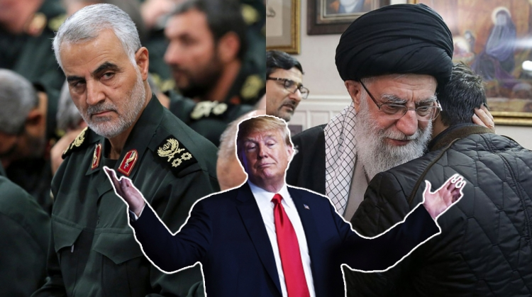 АНУ ба Ираны хооронд үүссэн хурцадмал байдлыг тайлбарлах 10 ГОЛ ҮЙЛ ЯВДАЛ
