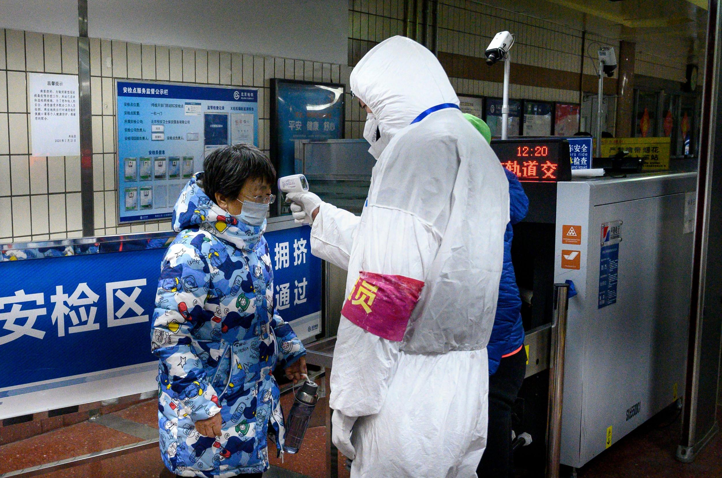Хятадад эдгэрсэн өвчтөнүүдээс коронавирус дахин илэрсэн нь тодорхой болжээ