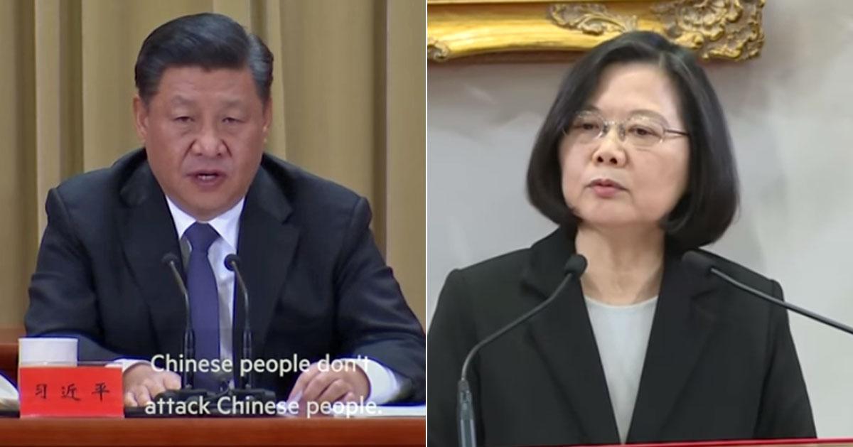 Тайваньтай хурцадмал байдалтай байгаа ч Хятадууд эрэг дээр буух бэлтгэл хийжээ