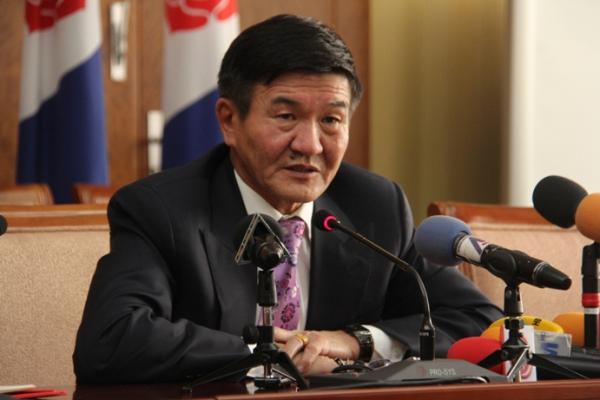 Ц.Нямдорж: Монгол хэлийг есөн эрүүд оруулаад байна уу? /видео/