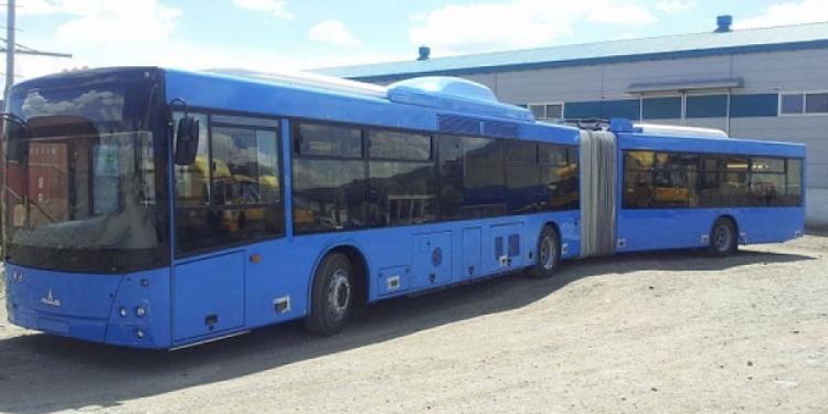 400 сая төгрөгийн үнэтэй автобус хэзээ үйлчилж эхлэх вэ?