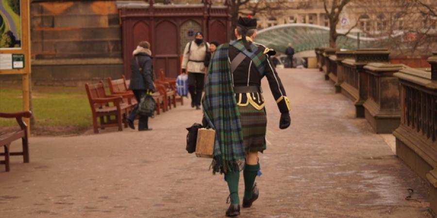 Шотландчуудын тусгаар тогтнох үзэл идэвхжив