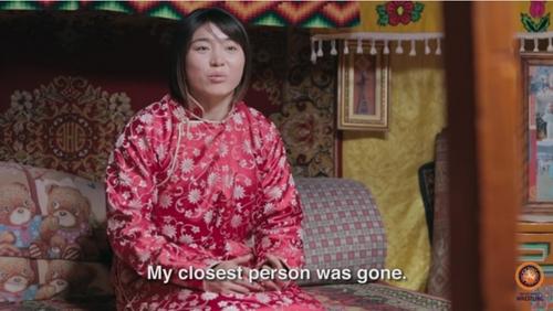 """""""Батцэцэг-Монгол хатан"""" кино"""