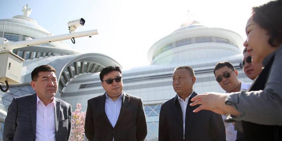 Чингис хааны нэрэмжит цэцэрлэгт хүрээлэн 1.2 сая ам.доллараар бүтжээ