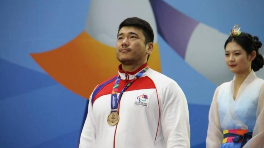 Э.Содномпилжээ Азийн паралимпийн наадмын аварга болов