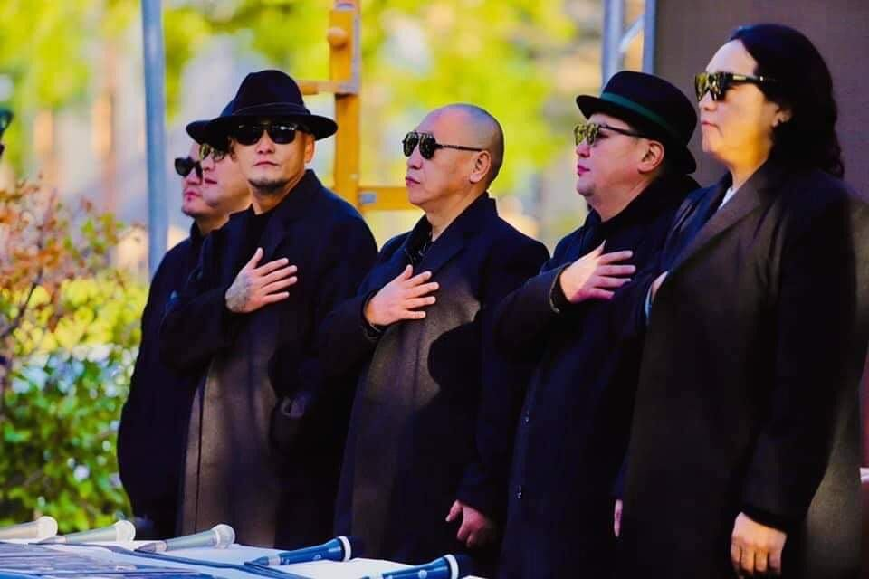 """Дэлхийн монголчуудын анхдагч хип хоп """"ПЯНЗ"""""""