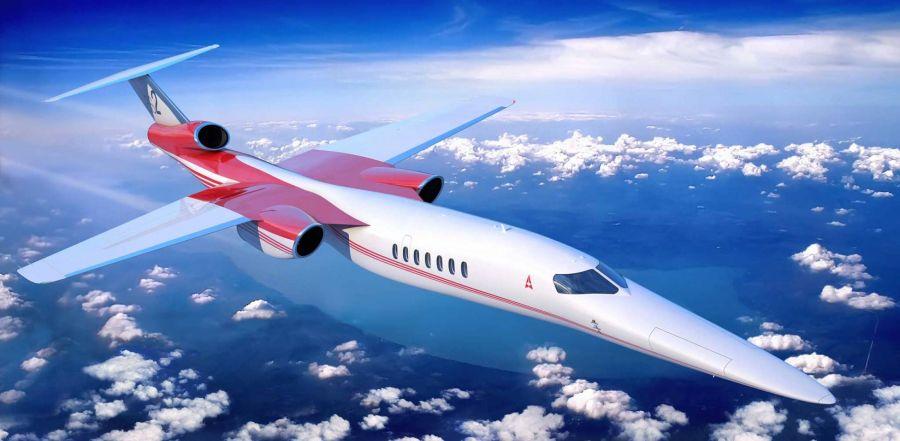 Дуунаас хурдан тийрэлтэт нисэх онгоц 2024 онд нисэж эхэлнэ