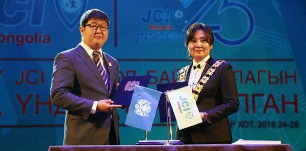 """""""JCI""""-ийн Ази номхон далайн чуулга уулзалтыг НЗДТГ хамтран зохион байгуулна"""