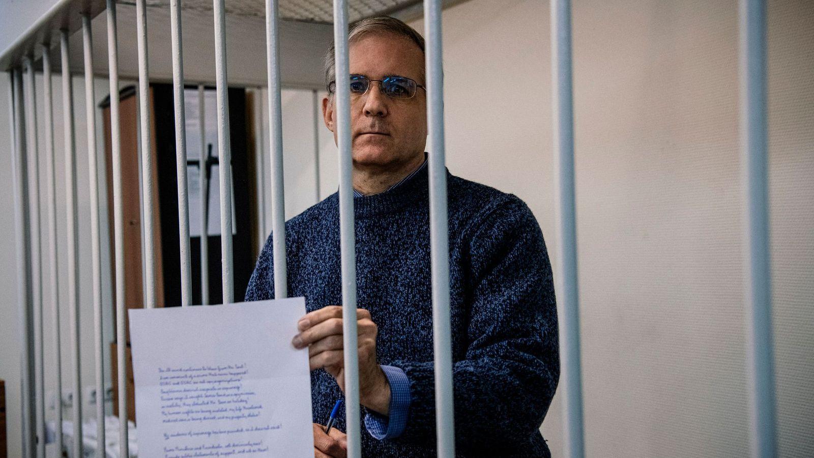Оросын шүүх АНУ-ын иргэнд тагнуулын хэргээр 16 жилийн хорих ял оноолоо