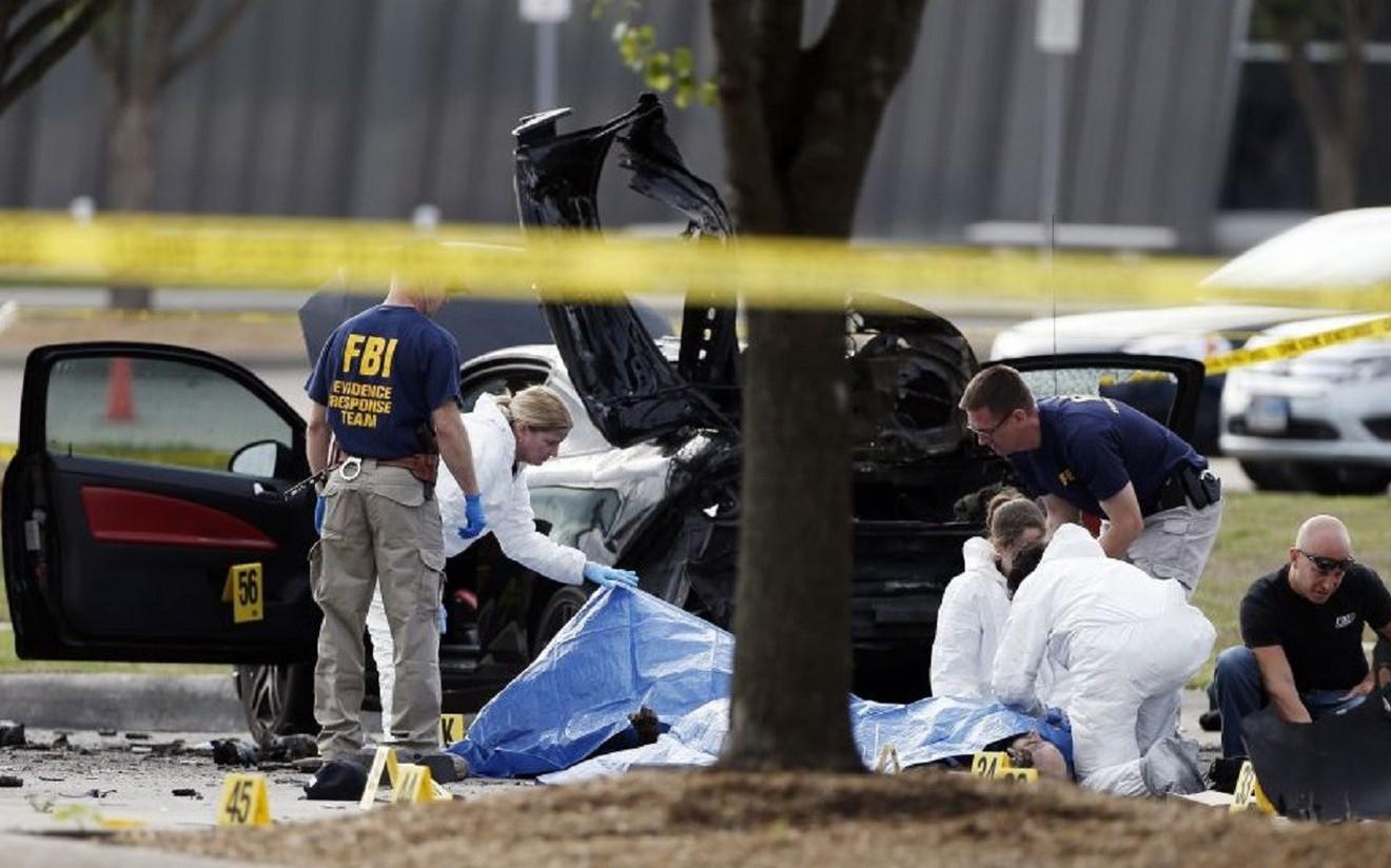 Эмнэлэгт террорист халдлага үйлдэх гэж байсан этгээдийг илрүүлж, хөнөөжээ