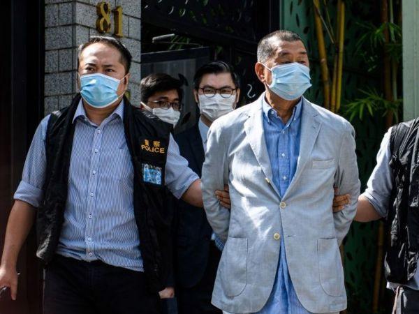 Хонконгт дахин нэг ардчиллын төлөө тэмцэгчийг баривчиллаа