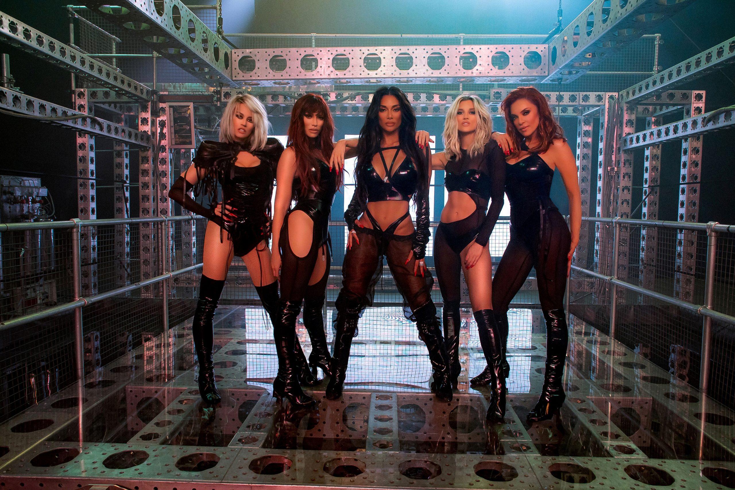 The Pussycat Dolls хамтлагийнхны эргэн ирэлт