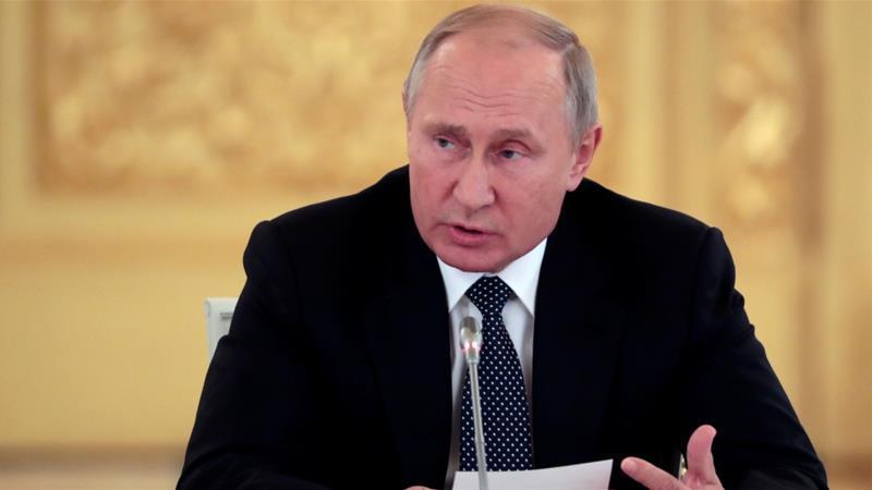 В.Путин: АНУ пуужин устгах гэрээнээс гарвал ОХУ адил арга хэмжээ авна