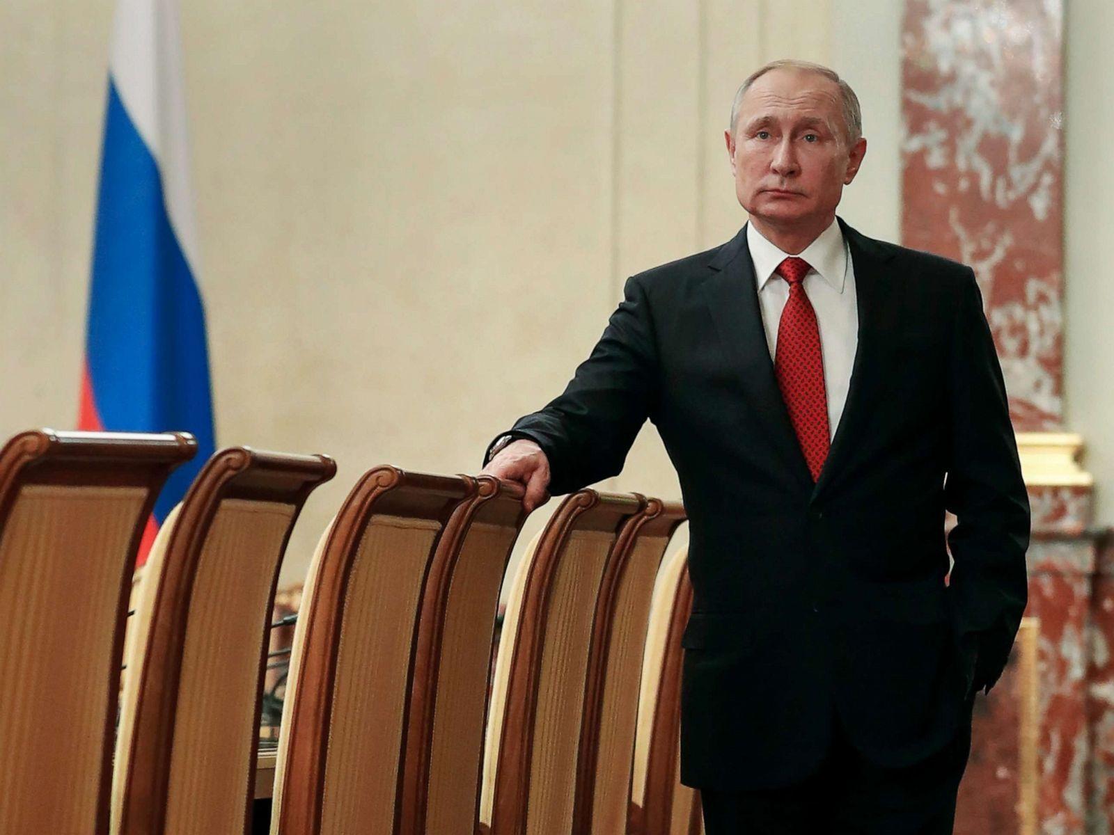 """Өөрөөсөө илүү """"Орос баавгай"""" гаргаж ирэх сонирхол Путинд байхгүй"""