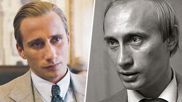 Xолливудын Путин