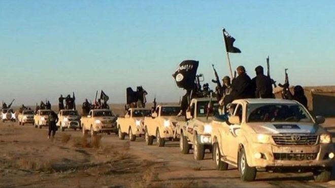 50 мянган террористыг устгажээ