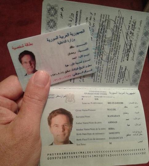 Нидерландын ерөнхий сайд Сирийн хуурамч Паспорттой болжээ