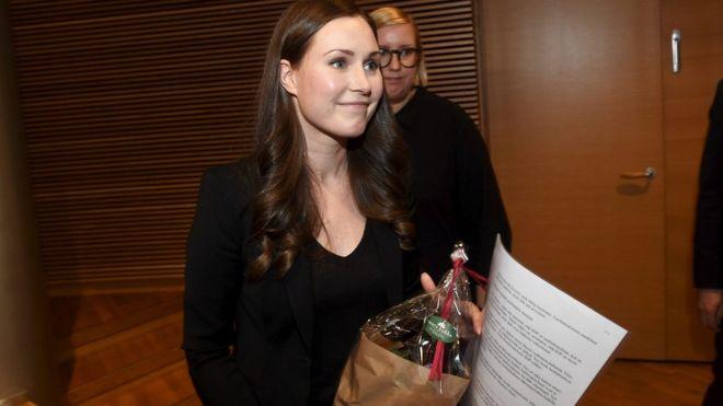 34 настай Финлянд бүсгүй дэлхийн хамгийн залуу Ерөнхий сайд боллоо