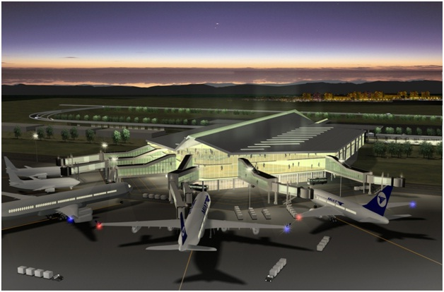 Олон улсын шинэ нисэх онгоцны буудал 2017 онд ашиглалтад орно
