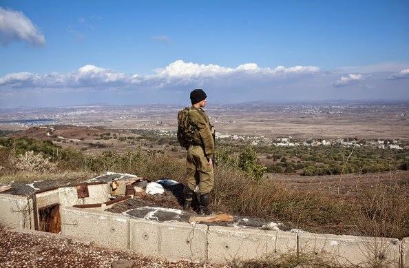 Израилийн нисэх хүчин Сирид цохилт өгчээ