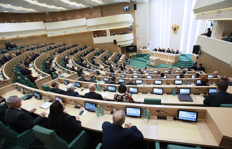 Оросын Холбооны Зөвлөл ОХУ-ын Ерөнхийлөгчийн сонгуулийг 2018 оны 3-р сарын 18-нд товлолоо