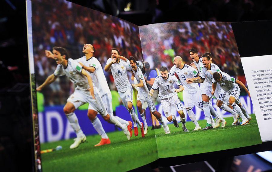 2018 оны хөл бөмбөгийн ДАШТ-ий тухай ном гаргажээ