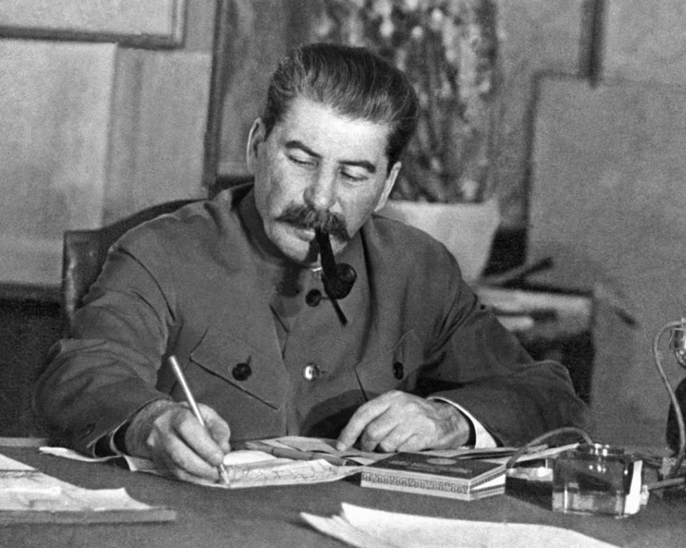 Сталины нийтлэгдээгүй нууц үг