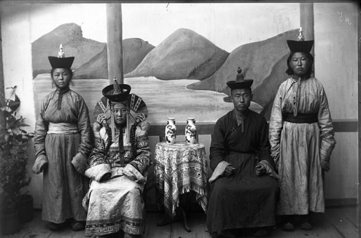 20-р зууны эхэн үеийн Монголын элитүүд (фото)